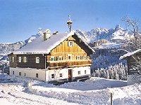 Almhütte in Südtirol
