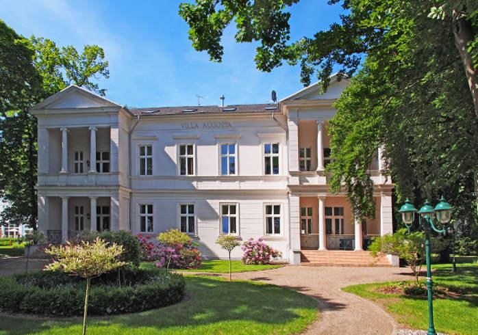 Villa Augusta in Heringsdorf