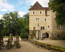 Ein Schloss als Ferienhaus - Objekt 16375 in Voutenay-sur-Cure