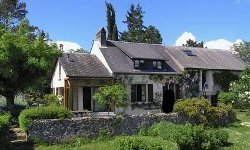 Ferien in einem Landhaus in Burgund