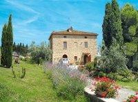 Renoviertes Bauernhaus in Volterra