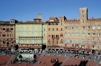 Fototeca ENIT Vito Arcomano Siena Piazza del Campo