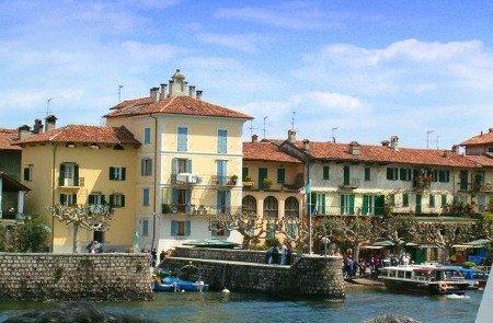 Appartement für bis zu 3 Personen im Hafen der Isola dei Pescatori