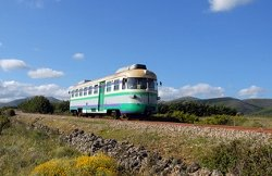 Trenino Verde – narrow gauge railway