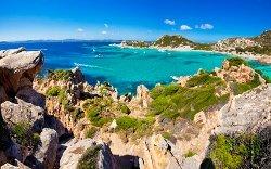 Sardinia's coast