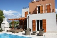 Holiday house with pool for up to six people in Dalmatia