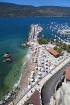 Strand in Herceg Novi