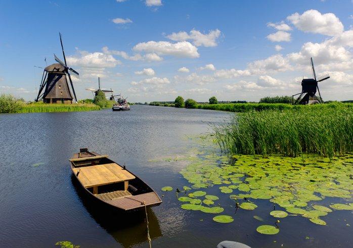 Vakantie in een vakantiehuis in Nederland