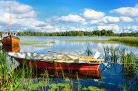 Vakantiehuis aan het meer in Zweden