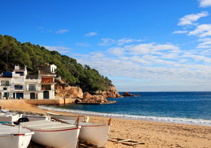Strand Costa Blanca
