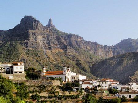 Ferienhäuser und -wohnungen im Binnenland von Gran Canaria