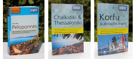 Rejseførere anbefaler atraveo til et ferieboligophold i Grækenland.