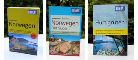 Rejseførere anbefaler atraveo til et ferieboligophold i Norge.