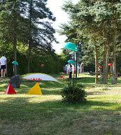 Parc de vacances familial situé à Hosingen.