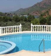Villa avec piscine pour six personnes à Dalaman.