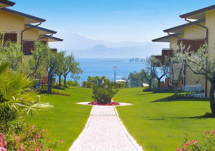 Ferienh 228 User Amp Ferienwohnungen Am Gardasee Italien Bei