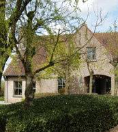 Maison pour dix personnes située non loin de Bruges.
