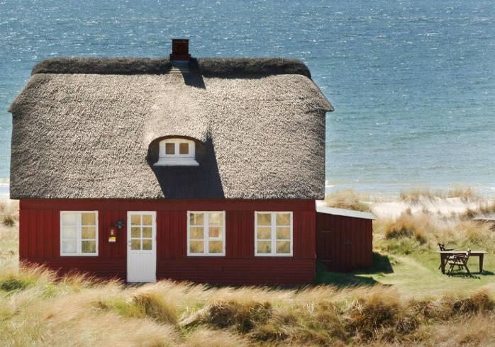 Ferienhäuser an der dänischen nordseeküste ferienwohnungen an der