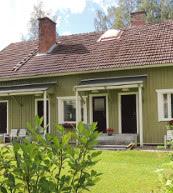 Ancienne maison de campagne pour huit personnes située dans le sud de la Finlande.