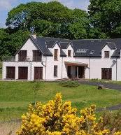 Ferienhaus auf einem Landsitz nahe der schottischen Westküste.