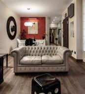 Modernes Apartment für vier Personen im Herzen von Mailand.
