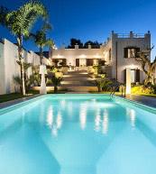 Villa avec piscine pour six personnes située près de Trapani.
