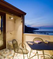 Appartement pour quatre personnes situé à Castellammare del Golfo.