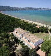 Petite résidence de vacances de Maremme située près de la plage.