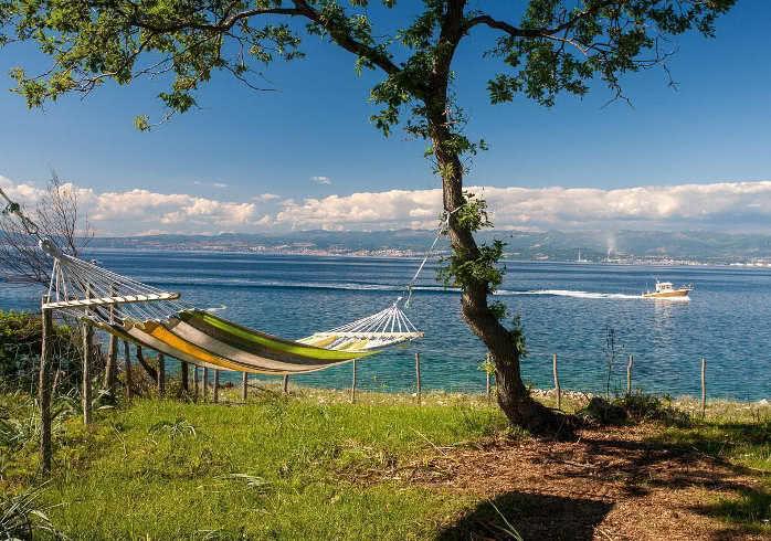 ferienh user ferienwohnungen auf krk kroatien bei atraveo buchen. Black Bedroom Furniture Sets. Home Design Ideas