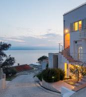 Bei Marušici finden Sie dieses Apartment für fünf Personen.