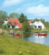 Direkt am Lauwersmeer gelegener Ferienpark in Groningen.