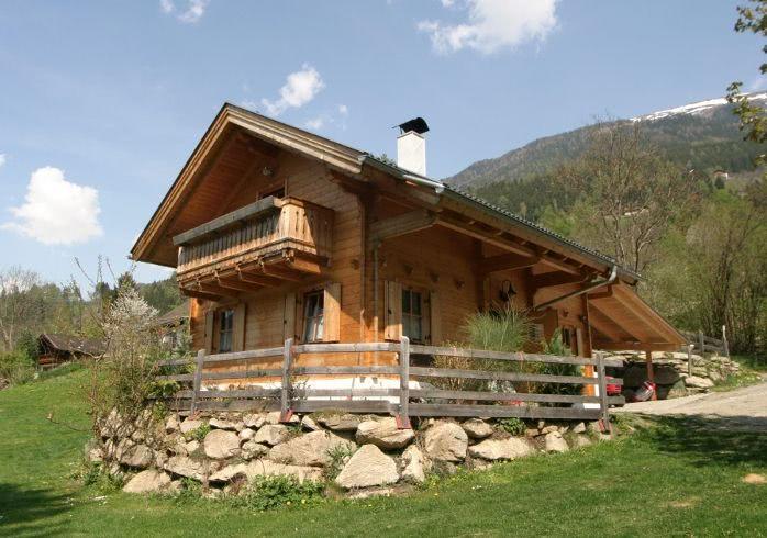 Prenotare case vacanza in carinzia su atraveo - Berghut foto ...