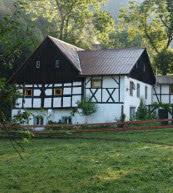 Vacaciones en una granja o casa rural en Polonia. Idílica vida rural.