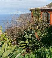 « Un rêve pour celui qui recherche le calme et le repos. » dit un vacancier de cette maison située sur la falaise de Madère.