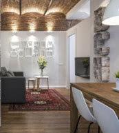 Appartement pour quatre personnes situé dans le quartier d'El Poble-sec.