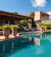 Villa avec piscine pour 6 personnes située à Maspalomas.
