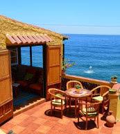 Maison de vacances de bord de mer située dans le nord de Ténériffe.