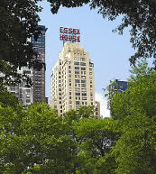 Vous séjournerez tout près de Central Park dans la célèbre Jumeirah Essex House.
