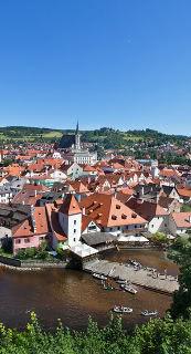 Ferienhausurlaub in Tschechien