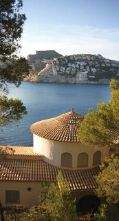 Holiday home vacation in Spain