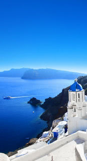 Holiday home vacation in Greece