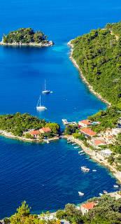 Holiday home vacation in Croatia