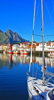 Ferienhausurlaub in Norwegen