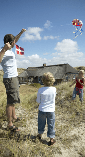 Holiday home vacation in Denmark