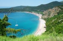 Strand bei Budva