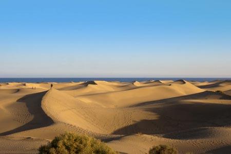 Ferienhäuser und -wohnungen bei Maspalomas auf Gran Canaria