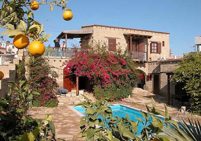 ferienh user ferienwohnungen in nordzypern zypern bei atraveo buchen. Black Bedroom Furniture Sets. Home Design Ideas