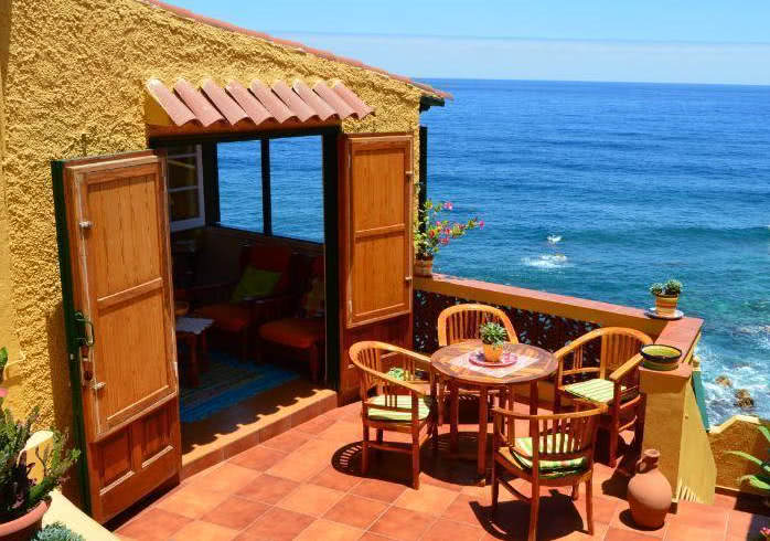 Book holiday apartments houses on gran canaria spain - Houses in gran canaria ...