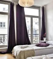 Appartement spacieux pour six personnes situé à Bruxelles.