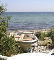 Vacanza di pesca in Danimarca. Pescare direttamente dalla vila, dall'appartamento o dalla capanna del pescatore.